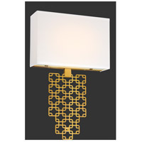 Metropolitan N7781-248-L Blairmoor LED 13 inch Honey Gold Wall Sconce Wall Light