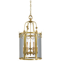 Signature 9 Light 24 inch Dore Gold Foyer Pendant Ceiling Light