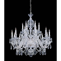 Metropolitan Vintage  18 Light Chandelier in Clear Crystal N9008