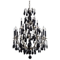 Metropolitan Vintage  16 Light Chandelier in Brass N9033