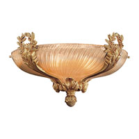 Metropolitan Vintage  2 Light Sconce in French Gold N9040