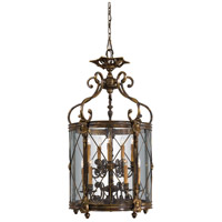 Metropolitan Signature 10 Light Pendant in Bronze Oxide N9203