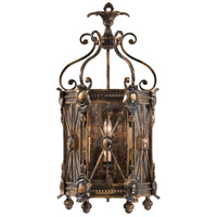 Metropolitan N9300 Foyer 3 Light 13 inch Bronze Oxide Wall Sconce Wall Light