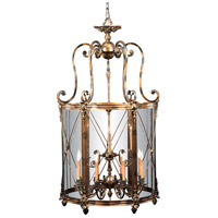 N9306 Metropolitan Metropolitan 12 Light 33 inch Oxide Bronze Foyer Pendant Ceiling Light