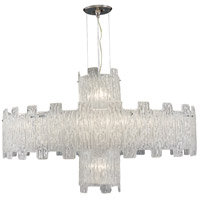 Metropolitan N950081 Signature 15 Light 47 inch Clear Crystal Chandelier Ceiling Light