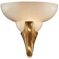 Signature 1 Light French Gold Wall Sconce Wall Light