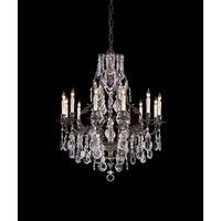 Metropolitan Signature 12 Light Chandelier in Oxide Bronze N950201