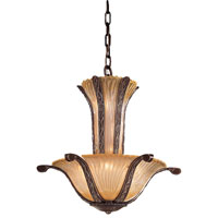 Metropolitan Metropolitan Family 9 Light Foyer Chandelier in Antique Bronze N950332