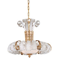 Metropolitan Signature 10 Light Chandelier in French Gold N950384