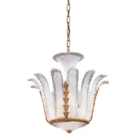 Metropolitan Signature 4 Light Chandelier in French Gold N950387