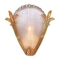 Metropolitan Metropolitan Family 1 Light Wall Sconce in French Gold N950402
