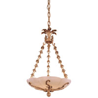 Metropolitan Vintage  6 Light Pendant in French Gold N950441