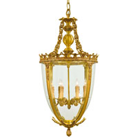 Metropolitan Signature 6 Light Pendant in French Gold N950468