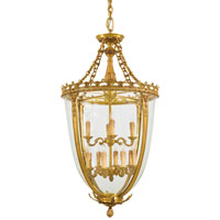 Metropolitan Signature 12 Light Pendant in French Gold N950469 photo thumbnail