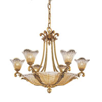 Metropolitan Metropolitan Family 12 Light Chandelier in French Gold N950493