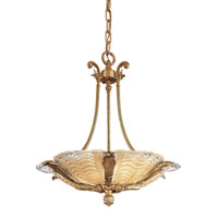 Metropolitan Metropolitan Family 6 Light Pendant in Antique Bronze & French Gold N950494