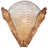 Signature 1 Light 12 inch French Gold Wall Sconce Wall Light