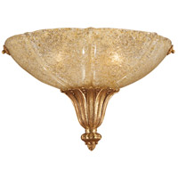 Signature 2 Light 14 inch French Gold Wall Sconce Wall Light
