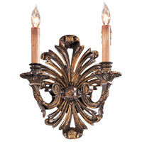 Signature 2 Light 11 inch Oxide Brass Wall Sconce Wall Light
