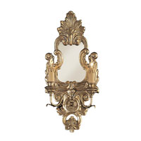 Metropolitan Signature 2 Light Sconce in Old Silver N952059 photo thumbnail