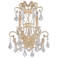 Metropolitan Signature 2 Light Sconce in Ivory N952861 photo thumbnail