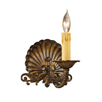 Metropolitan Signature 1 Light Sconce in Antique Bronze Patina N9804-OXB