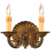Metropolitan Signature 2 Light Sconce in Antique Bronze Patina N9805-OXB