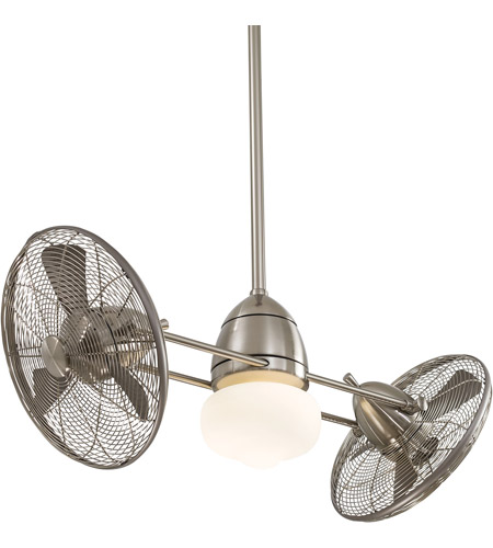 Minka-Aire Silver Indoor Ceiling Fans