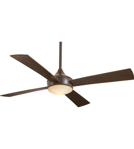 Minka-Aire Oil Rubbed Bronze Outdoor Fans