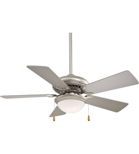 Minka-Aire F563-SP-ORB Supra 44 inch Oil Rubbed Bronze with Medium Maple Blades Ceiling Fan alternative photo thumbnail