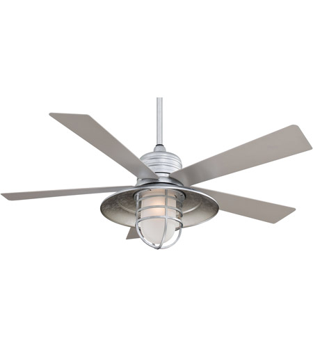 Galvanized Ceiling Fan