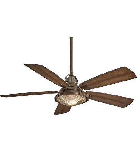 Minka aire f681 orb groton 56 inch oil rubbed bronze with dark pine minka aire f681 orb groton 56 inch oil rubbed bronze with dark pine blades ceiling fan aloadofball Gallery