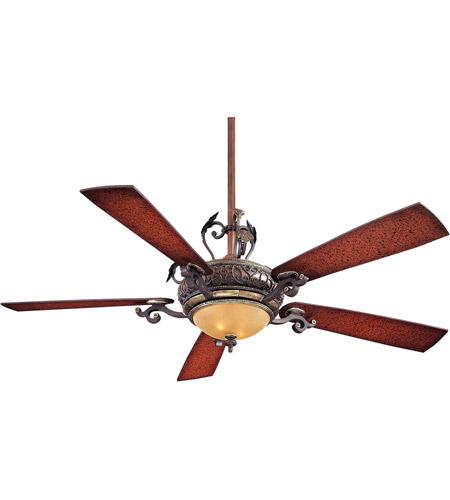 Minka aire f705 stw napoli 56 inch sterling walnut ceiling fan aloadofball Images