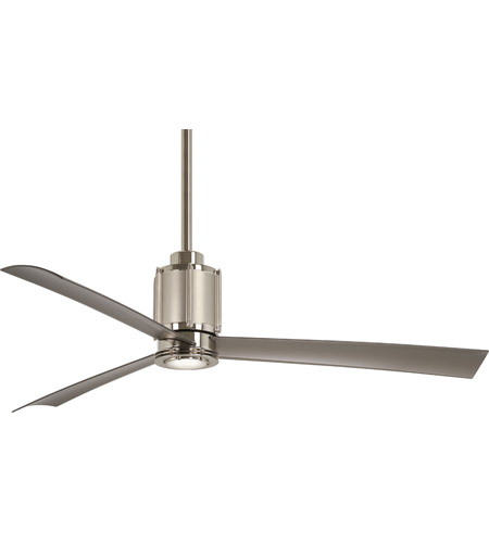 Minka-Aire Polished Nickel Indoor Ceiling Fans