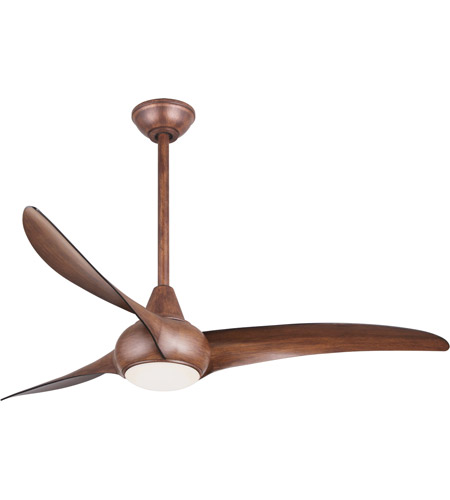 Minka-Aire F844-DK Light Wave 52 inch Distressed Koa Ceiling Fan photo