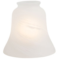 Minka-Aire Signature Glass Shade in Etched Marble 2549