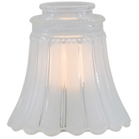 Signature Clear and Frosted 5 inch Glass Shade