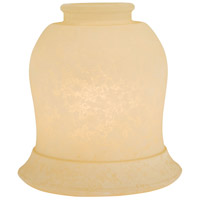 Minka-Aire Signature Glass Shade in Excavation 2593-2