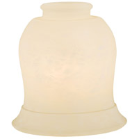 Minka-Aire Signature Glass Shade in French Cream 2593-5