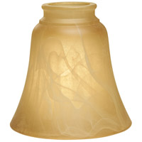 Signature Etched Salon Scavo Glass Shade