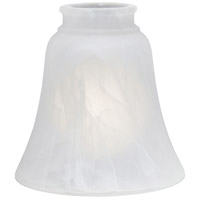 Signature Etched Marble 5 inch Glass Shade