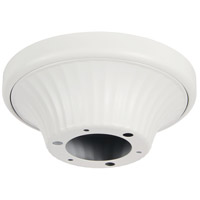 Gauguin Flat White Outdoor Low Ceiling Adapter