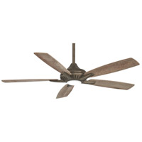 Minka-Aire F1000-HBZ Dyno 52 inch Heirloom Bronze with Barnwood Blades Ceiling Fan