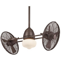 Minka-Aire F402-ORB Gyro Wet 42 inch Oil Rubbed Bronze Ceiling Fan alternative photo thumbnail
