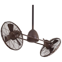 Gyro 42 inch Oil Rubbed Bronze Outdoor Ceiling Fan