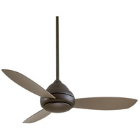 Minka-Aire F517L-ORB Concept I 52 inch Oil Rubbed Bronze with Taupe Blades Ceiling Fan