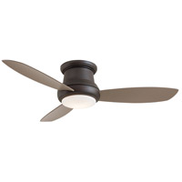 Minka-Aire Concept (II) 1 Light Ceiling Fan in Oil Rubbed Bronze F519-ORB