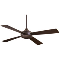 Minka-Aire F521-ORB Aluma 52 inch Oil Rubbed Bronze Ceiling Fan