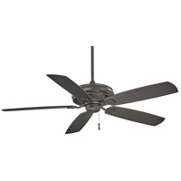 Minka-Aire F532-SI Sunseeker 60 inch Smoked Iron Outdoor Ceiling Fan