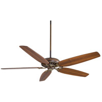Minka-Aire F539-BCW Great Room Traditional 72 inch Belcaro Walnut with Dark Walnut Blades Ceiling Fan